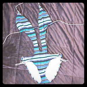 CATALINA Sexy Monokini Bathing Suit L